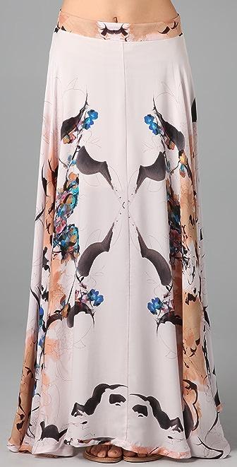 A.L.C. Luca Maxi Skirt