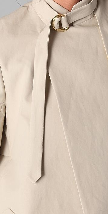 A.L.C. Tallulah Trench Coat