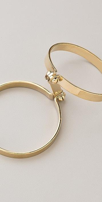 A.L.C. Double Bondage Bracelet