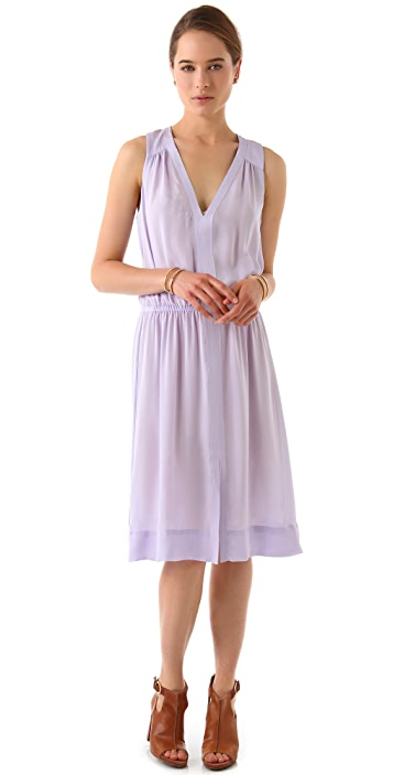 A.L.C. Izzie Midi Dress