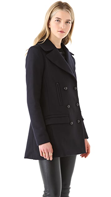 A.L.C. Savannah Pea Coat