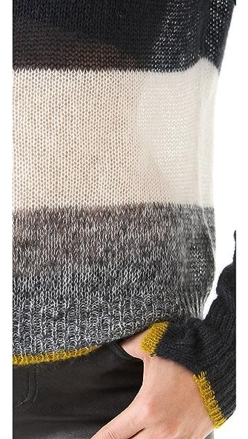 A.L.C. Mae Stripe Sweater