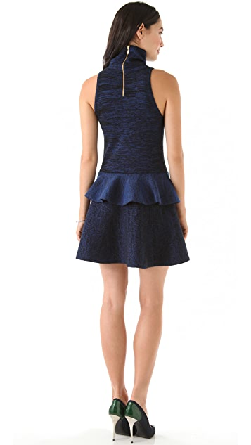 A.L.C. Daphne Peplum Dress