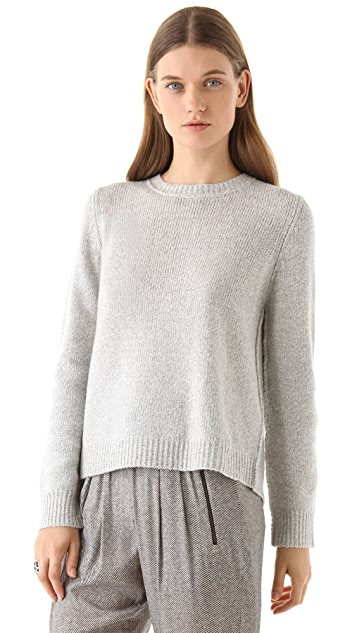 A.L.C. Open Back Sweater