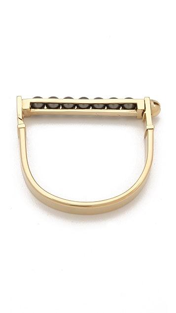 A.L.C. Pearl Cage Bracelet