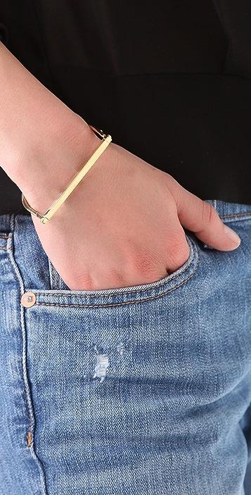 A.L.C. Thin Handcuff Bracelet