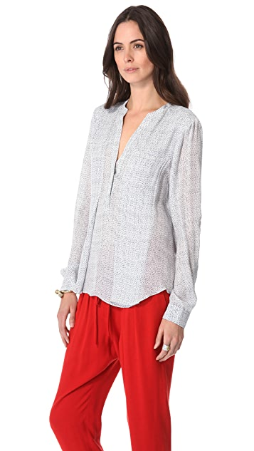 A.L.C. Chris Blouse