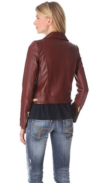 A.L.C. Shaw Leather Jacket