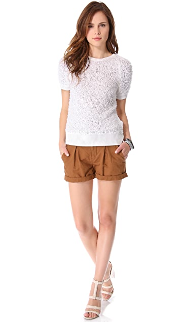 A.L.C. Anett Shorts