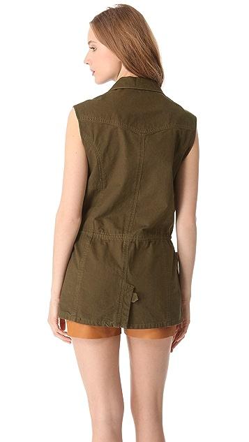 A.L.C. Taraval Vest Jacket