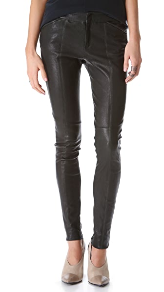 A.L.C. Theres Leather Pants