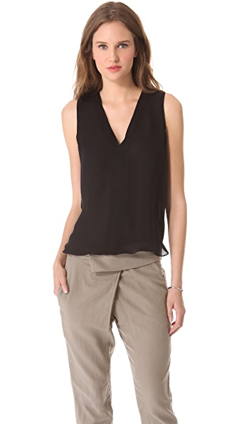 A.L.C. Sleeveless Diana Blouse