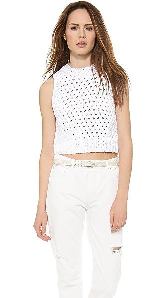 A.L.C. Cross Sweater