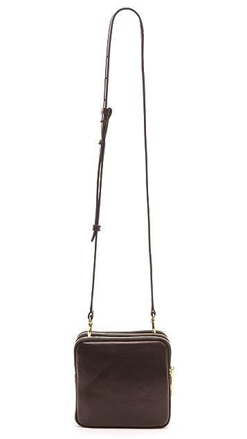 A.L.C. Haircalf Paloma Shoulder Bag