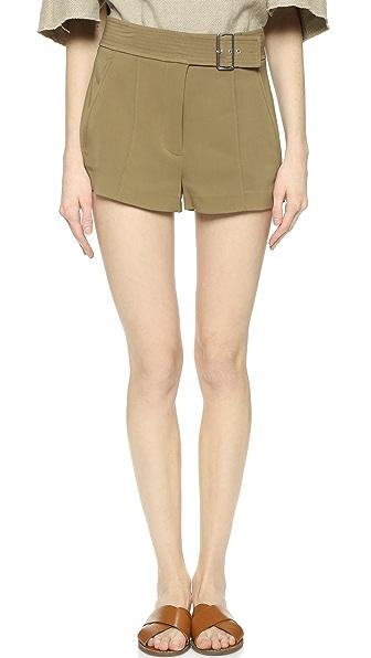A.L.C. Del Shorts - Army