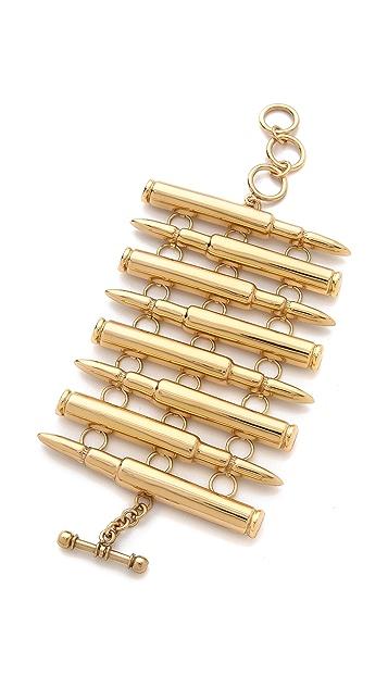 Charles Albert Alchemia Bullet Bracelet