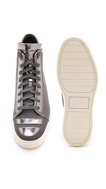 Alejandro Ingelmo Bedford High Top Sneakers