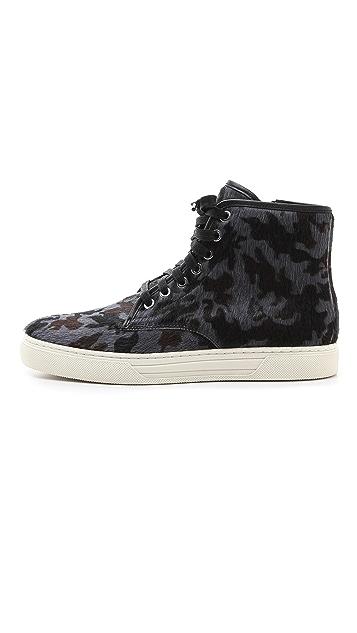 Alejandro Ingelmo Josh Haircalf High Top Sneakers
