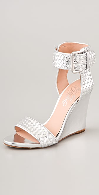 Alejandro Ingelmo Gilda Wedge Sandals