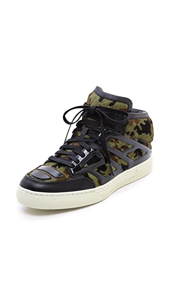 Alejandro Ingelmo Tron Haircalf Sneakers