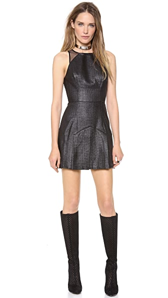 Alex Perry Anadely Mini Dress