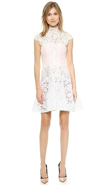 Alex Perry Ellie Flip Mini Dress