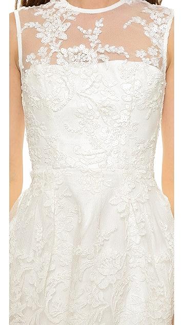 Alex Perry Amor Dress