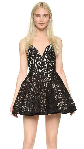 Alex Perry Leisa Mini Dress