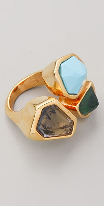 Alexis Bittar Liquid Gold Multi Stone Ring