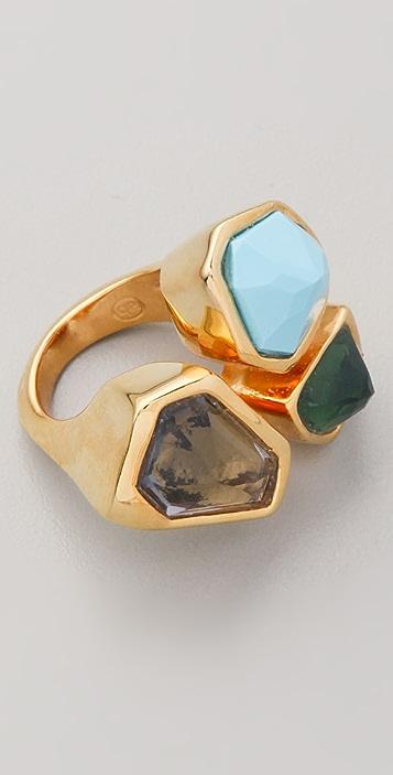 Alexis Bittar Liquid Gold Multi Stone Ring