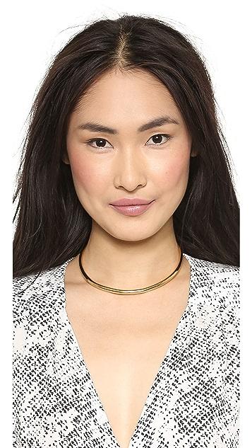 Alexis Bittar Liquid Gold Thin Collar
