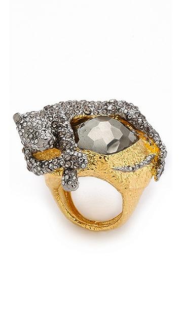 Alexis Bittar Siyabona Panther Ring