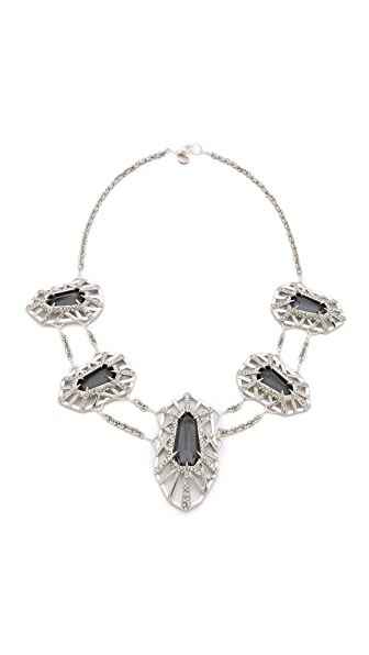 Alexis Bittar Delano Large Deco Necklace