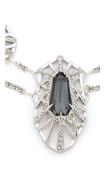 Alexis Bittar Delano Large Deco Necklace