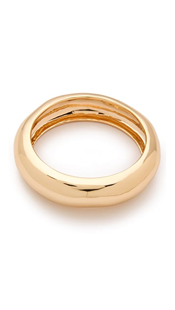 Alexis Bittar Liquid Gold Bangle