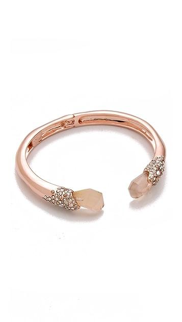 Alexis Bittar Bel Air Druzy Bracelet