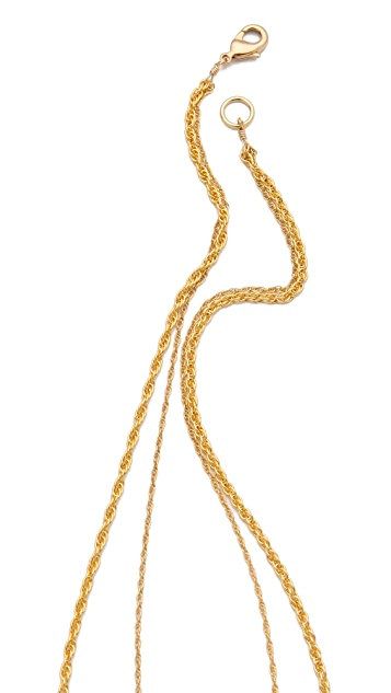 Alexis Bittar Siyabona Pendant Necklace