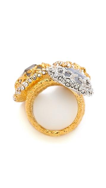 Alexis Bittar Siyabona Cerulean Ring