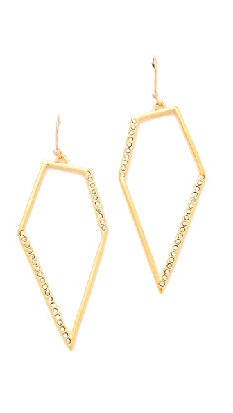 Alexis Bittar New Wave Kite Earrings