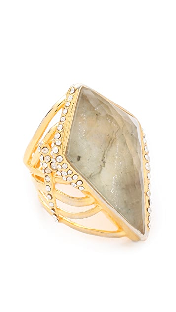 Alexis Bittar New Wave Kite Ring