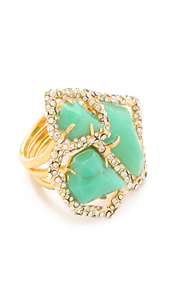 Alexis Bittar New Wave Stacked Ring