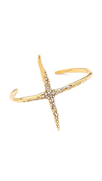 Alexis Bittar New Wave Cross Cuff