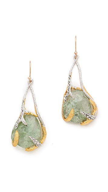 Alexis Bittar Mauritius Suspended Earrings