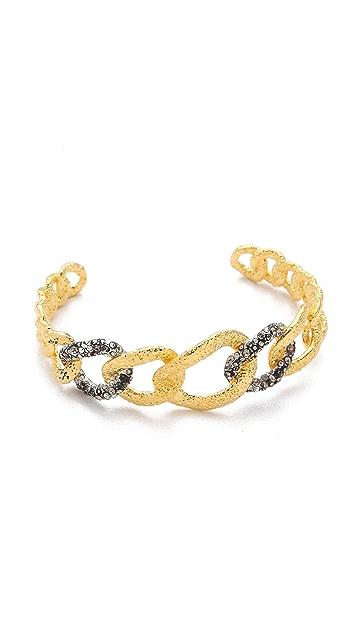 Alexis Bittar Cordova Chain Link Cuff