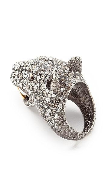 Alexis Bittar Jaguar Ring