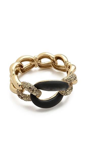 Alexis Bittar Neo Bohemian Lucite Hinge Bracelet