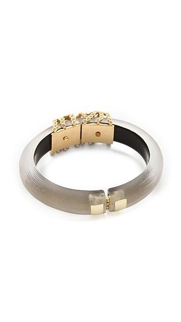 Alexis Bittar Neo Bohemian Orbit Hinge Bracelet