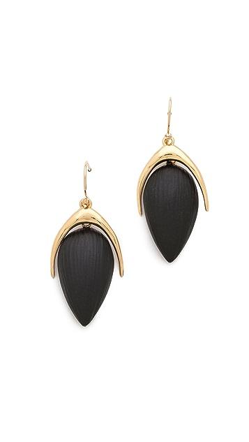 Alexis Bittar Neo Bohemian Wire Drop Earrings