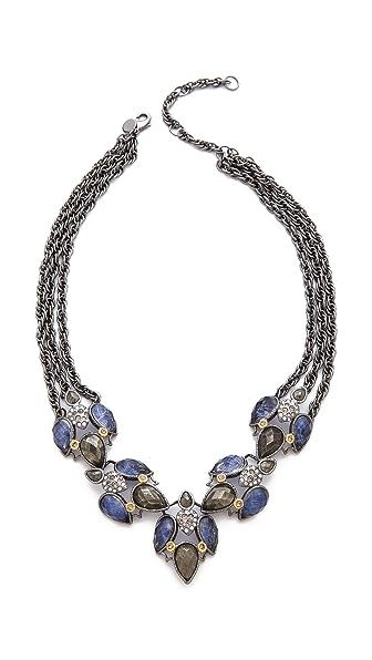Alexis Bittar Small Cascading Sodalite Necklace