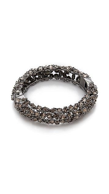 Alexis Bittar Small Nova Hinge Bracelet